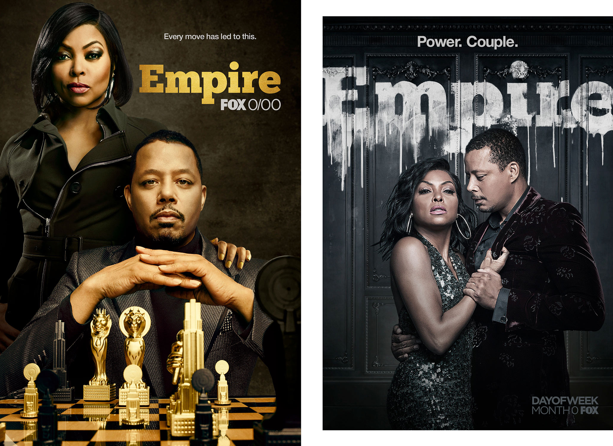 EMPIRE SEASONS 4 AND 5