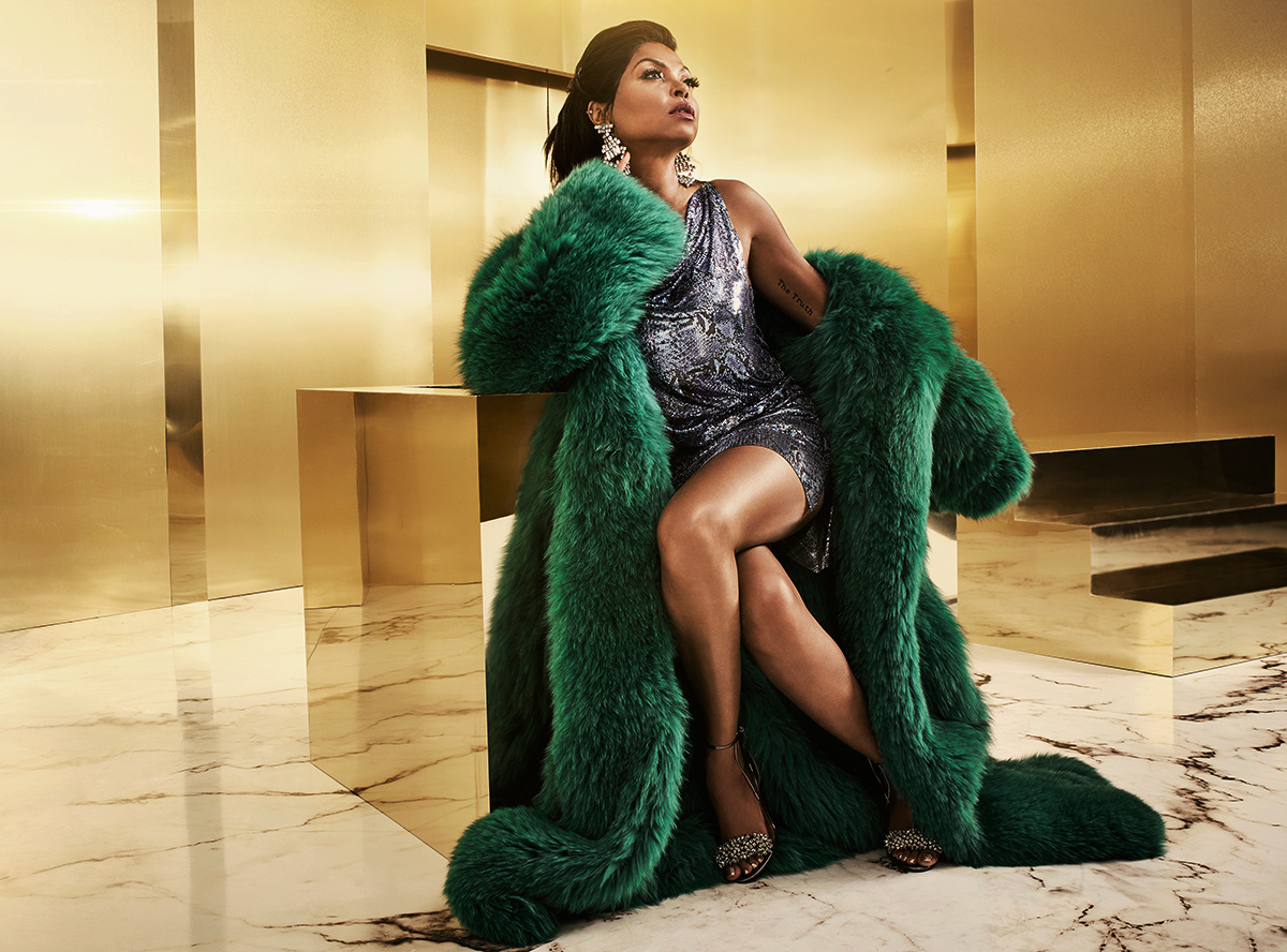 EMPIRE SEASON 4 TARAJI