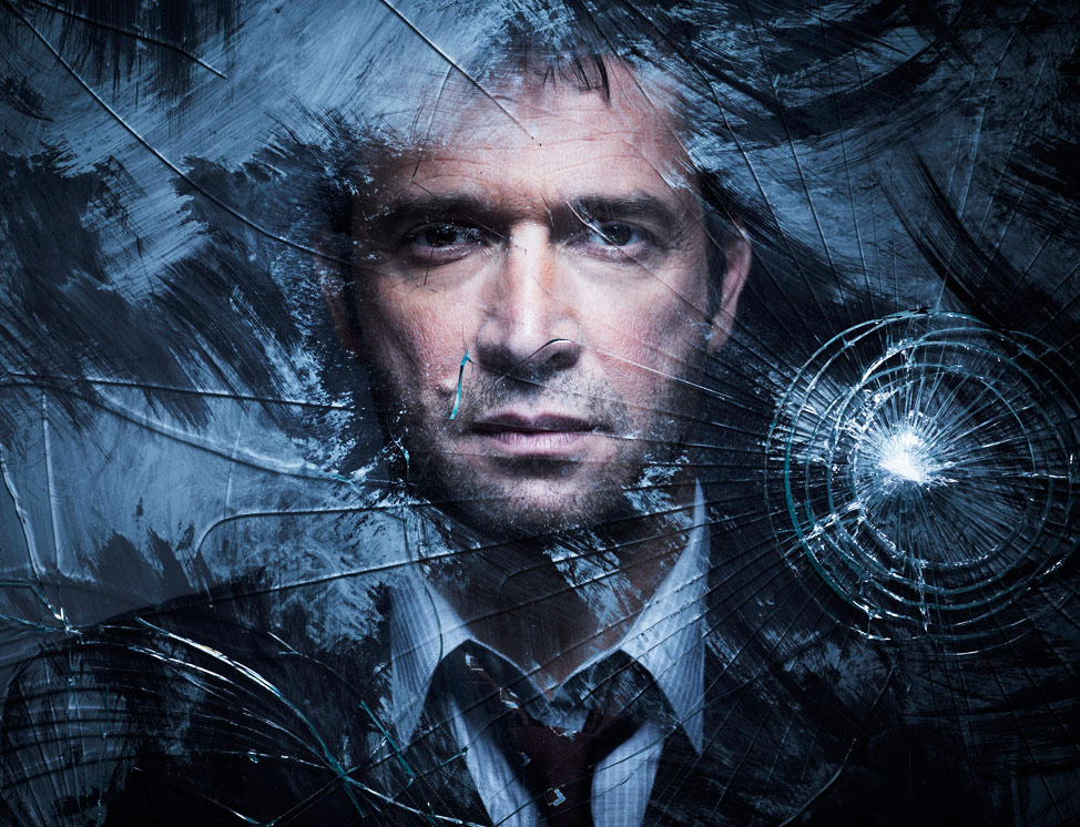 THE FOLLOWING - JAMES PUREFOY